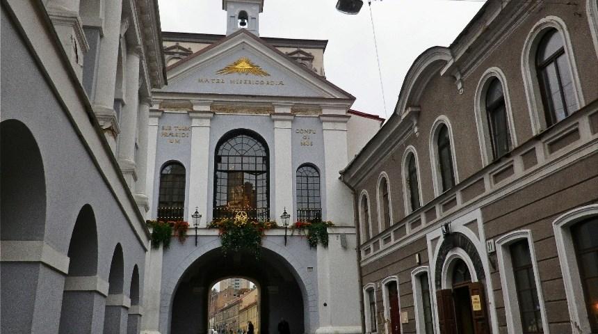 Аушрос в Вильнюсе