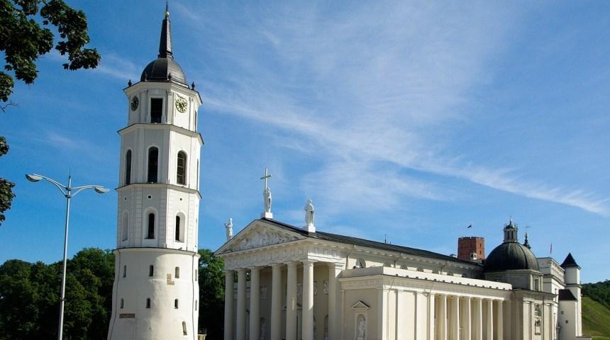 Кафедральный собор в Вильнюсе