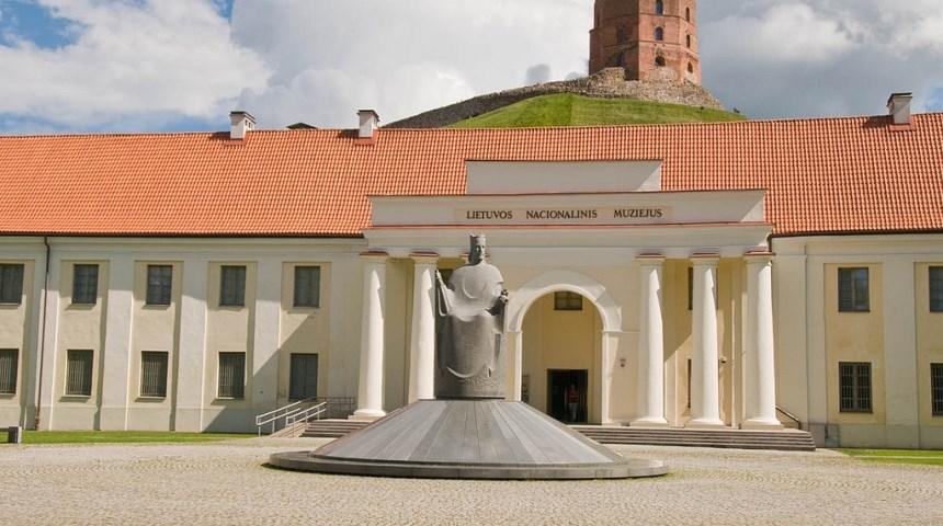 Национальный музей Литвы в Вильнюсе