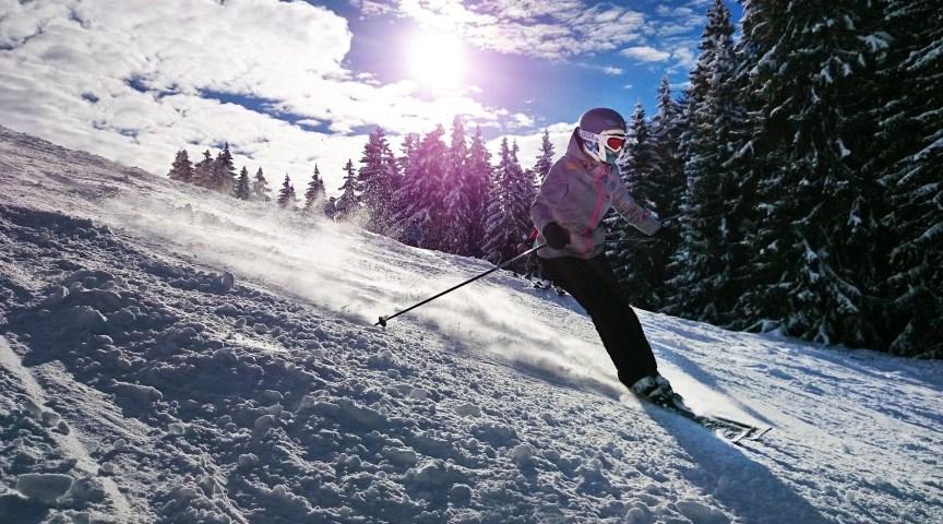 Катание на лыжах в Зальцбурге