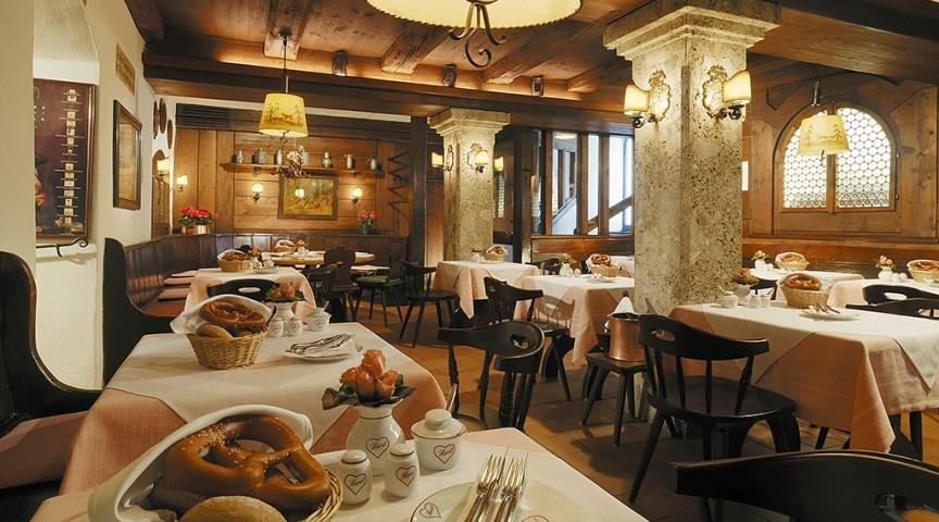 Ресторан Herzl в Зальцбурге