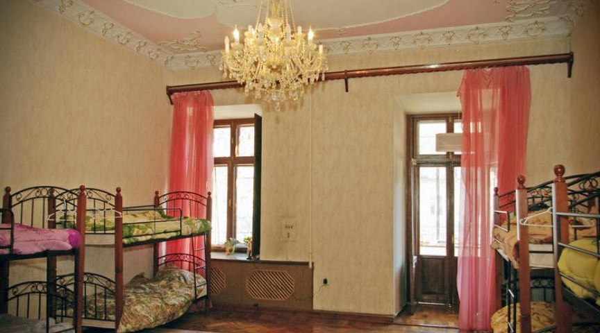 The Babushka Grand Hostel, Одесса, Украина
