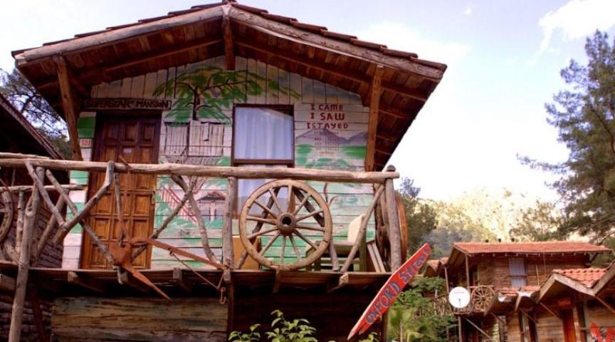 Kadir's Tree House, Олимпос, Турция