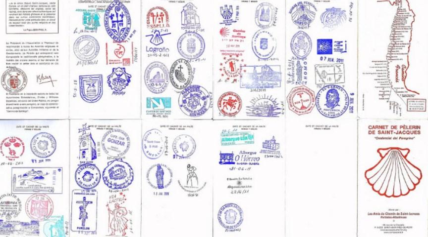 Паспорт  пилигрима