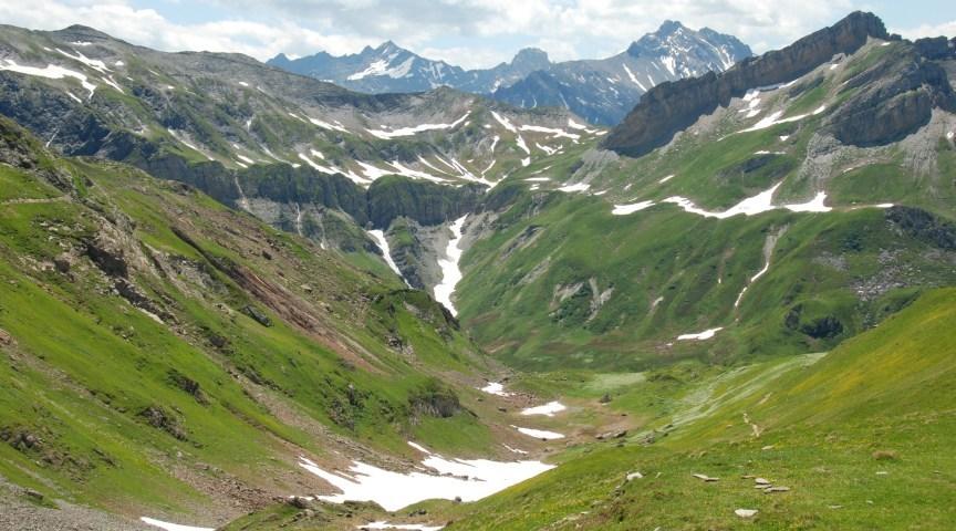 Перевал Bonhomme