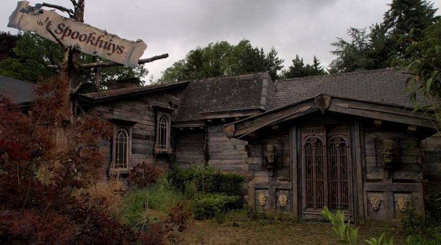 Ресторан T'Spookhuys, Бельгия