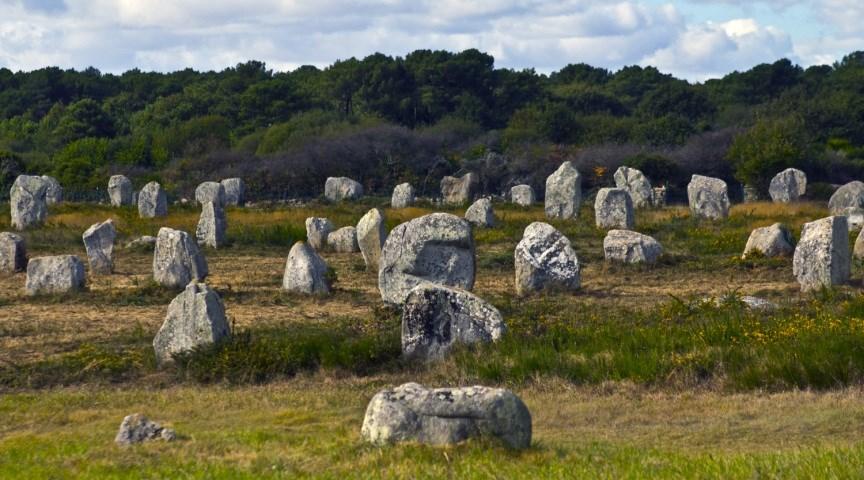 Карнакские камни, Бретань, Франция
