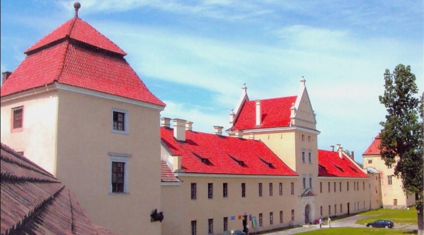 Жолковский замок