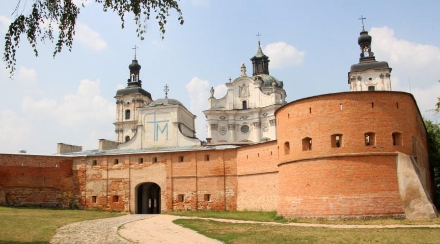 Бердичевский замок