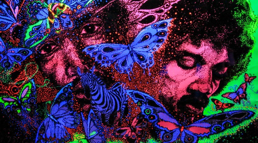 Флуоресцентный музей Electric Ladyland