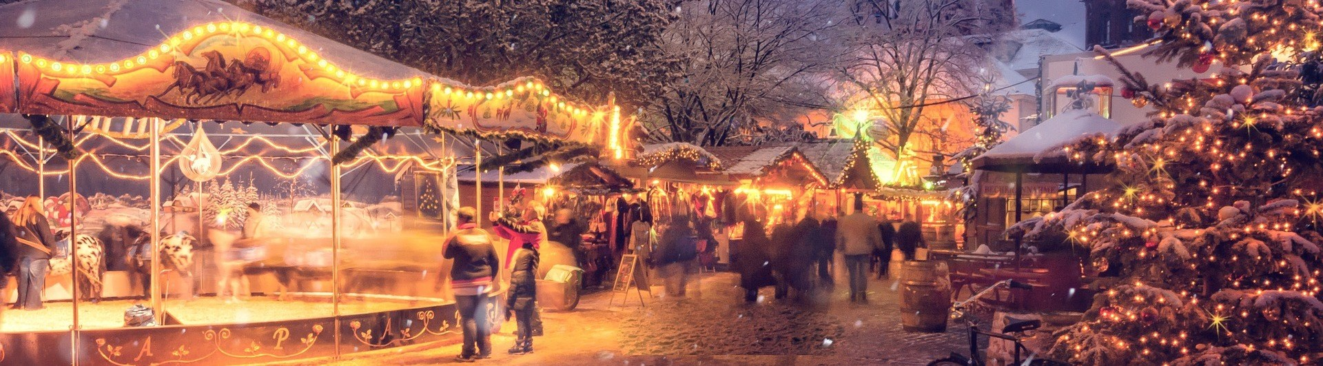 Главные европейские ярмарки, которые стоит посетить этой зимой