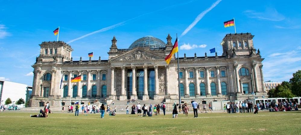 Прогуливаясь по Берлину ...