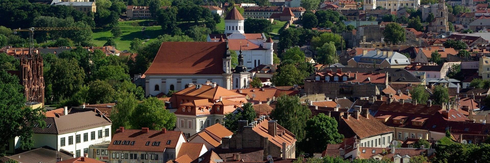 Путешествие в Вильнюс: интересные места литовской столицы