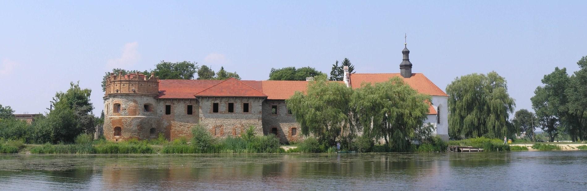 Великая Украина – обзор самых знаменитых и удивительных замков страны. Часть 3