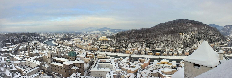 Зимний отдых в Зальцбурге – лыжи, глинтвейн и старинные замки