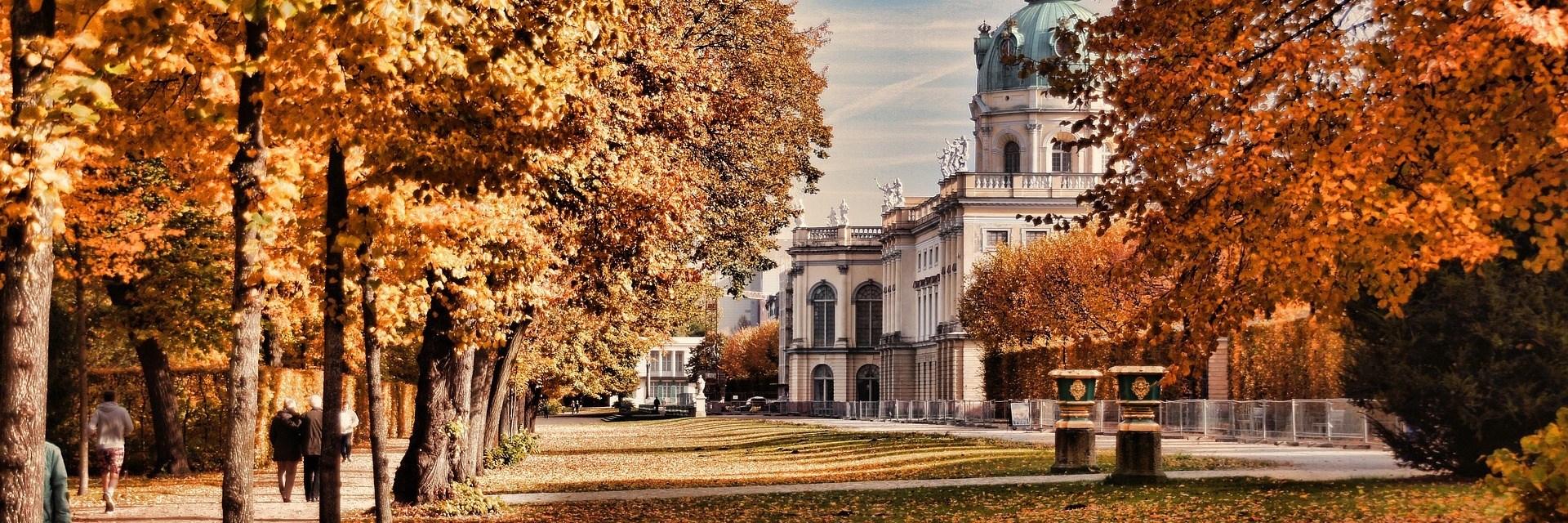 Золотая пятерка – лучшие города Европы для осеннего уикенда