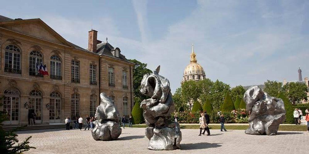 музей родена париж фото артист уже выпустил
