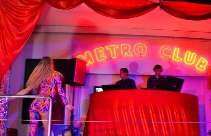 Фото с ночного клуба метро фитнес клуб небо в москве