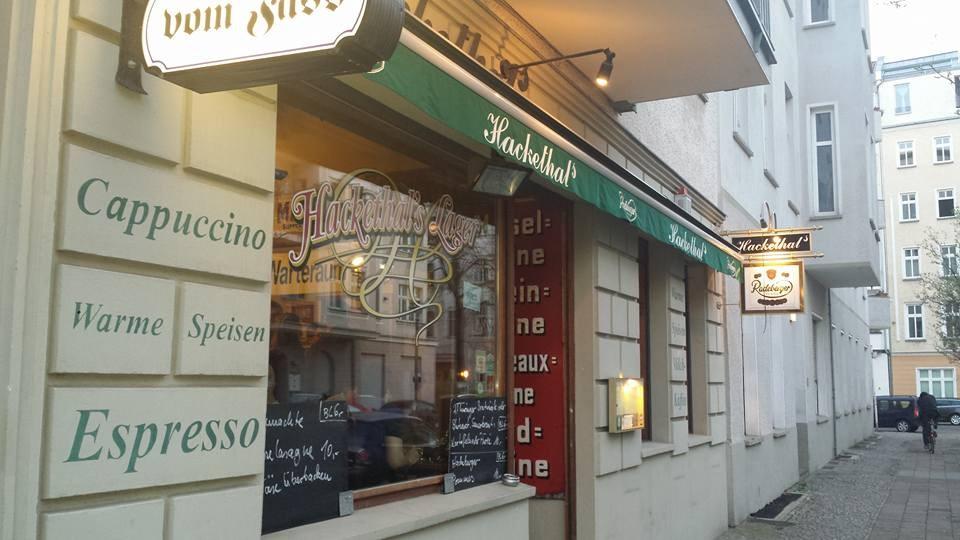 ресторан Hackethals берлин отзывы обзор места Intravelnet