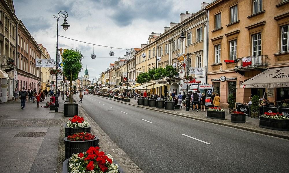 фото улиц варшавы надеюсь
