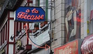 Превью фото о Баре A La Becasse