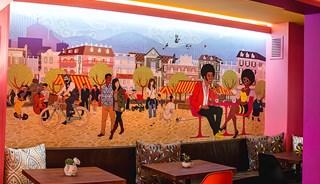Превью фото о Кафе Afro