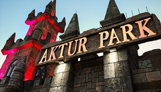 Превью фото о Луна-парке «Aktur Park»