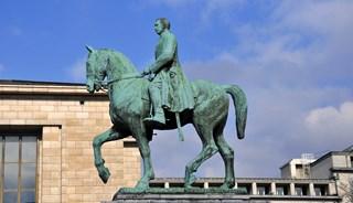Превью фото о Памятнике Альберту I