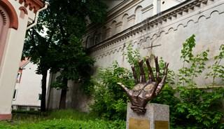Превью фото о Памятнике Пушкину и его прадеду