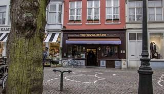 Превью фото о Магазине шоколада Chocolate Line