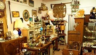 Превью фото о Антикварном рынке «De Looier»