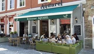 Превью фото о Ресторане Aquarel