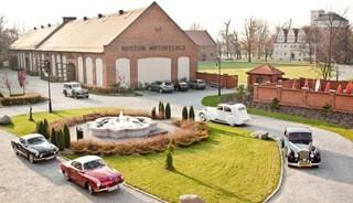 Превью фото о Автомобильном музее Topacz