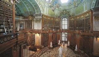 Превью фото о Австрийской национальной библиотеке