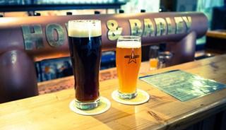 Превью фото о Баре «Hops & Barley»
