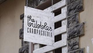 Превью фото о Баре The Bubbles. Champagneria