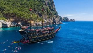 Превью фото о Яхте Барбосса