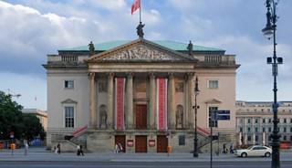 Превью фото о Берлинской государственной опере