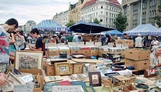 Превью фото о Блошином рынке «Flea Market»