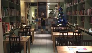 Превью фото о Ресторане Books & Brunch