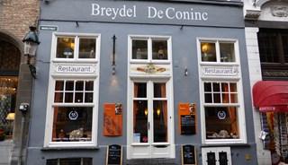Превью фото о Ресторане Breydel De Coninc