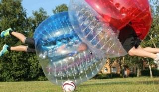 Превью фото о Bumper Ball