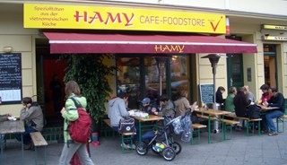 Превью фото о Кафе Hamy