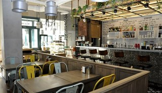 Превью фото о Кафе Milk Bar