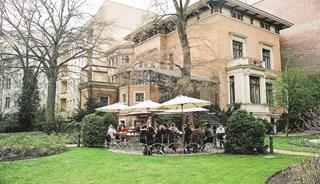Превью фото о Кафе Wintergarten