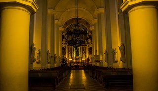 Превью фото о Кафедральном соборе Св. Станислава