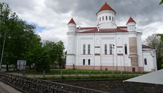 Превью фото о Пречистенском кафедральном соборе