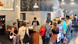 Превью фото о Central Café