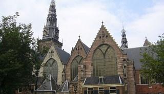 Превью фото о Церкви Аудекерк