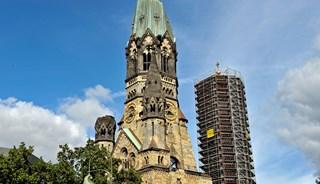 Превью фото о Церкви кайзера Вильгельма
